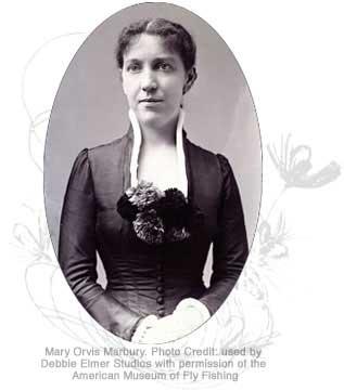 Mary Orvis Marbury