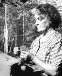 Carrie Gertrude Stevens