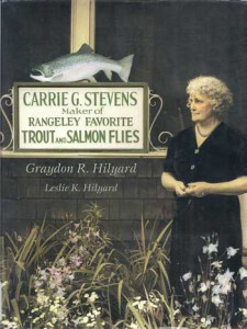 Book: Carrie Stevens: Maker of Rangeley Favorite Trout and Salmon Flies